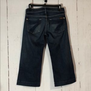 7 For All Mankind Jeans - 7 for all mankind capris